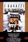 I ragazzi di via Panisperna: la locandina del film