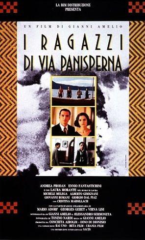 I Ragazzi Di Via Panisperna La Locandina Del Film 293417