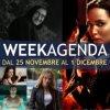 Week-Agenda: La ragazza di fuoco, Frankenstein Jr e tacchini in fuga