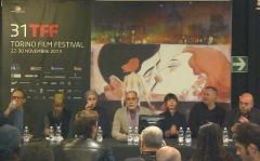 TFF 2013: La parola ai giurati del Festival