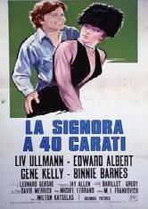 La Signora A 40 Carati La Locandina Del Film 293498
