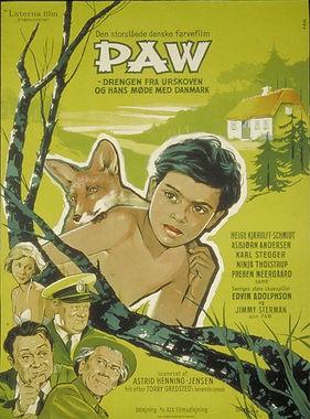 Paw La Locandina Del Film 293524