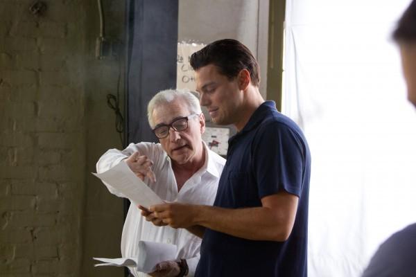 The Wolf Of Wall Street Leonardo Dicaprio Ascolta I Consigli Di Martin Scorsese 293464
