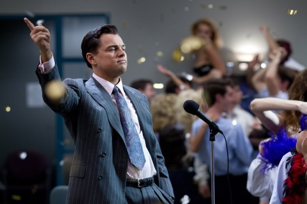 The Wolf Of Wall Street Leonardo Dicaprio Da Il Via Alla Festa 293465