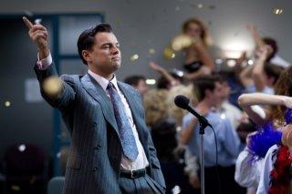 The Wolf of Wall Street: Leonardo DiCaprio dà il via alla festa