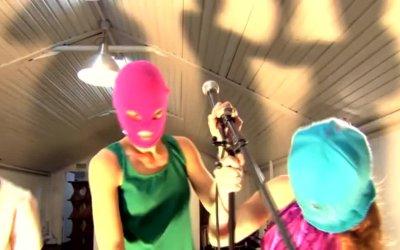 Trailer - Pussy Riot: A Punk Prayer