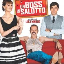 Un boss in salotto: la locandina