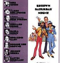 Uptown Saturday Night: la locandina del film