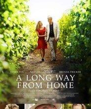 A Long Way from Home: la locandina del film