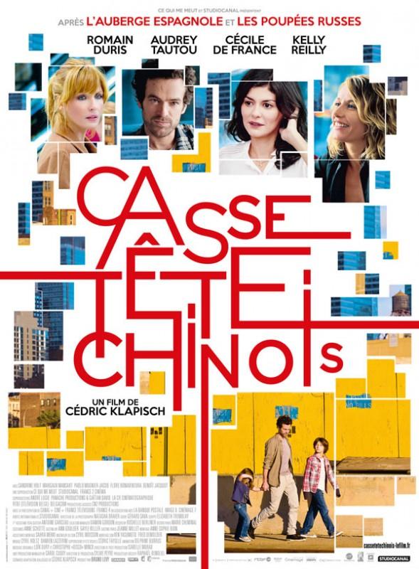 Casse Tete Chinois La Locandina Del Film 293596