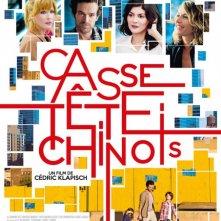Casse-tête chinois: la locandina del film