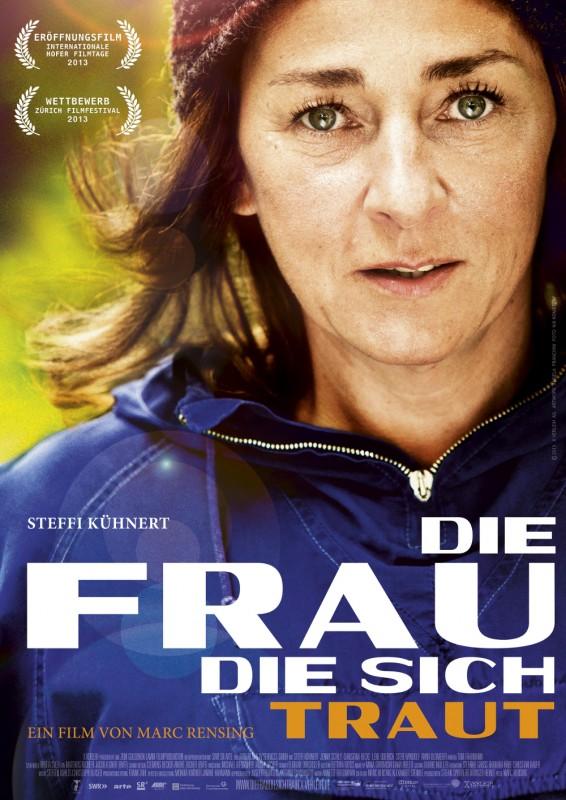 Die Frau Die Sich Traut La Locandina Del Film 293613