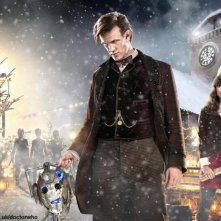 Doctor Who: un'immagine promozionale per l'episodio natalizio The Time Of The Doctor