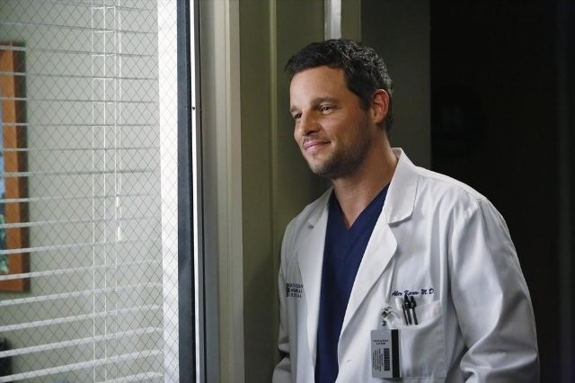 Grey S Anatomy Justin Chambers Nell Episodio Somebody That I Used To Know 293588