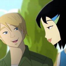 Il sogno di Brent: un'immagine tratta dallo special di animazione