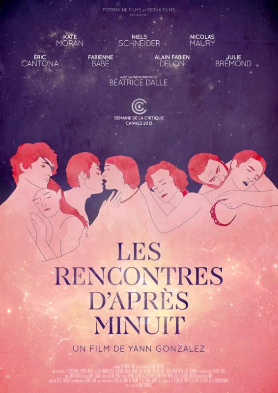 Les Rencontres D Apres Minuit La Locandina Del Film 293554