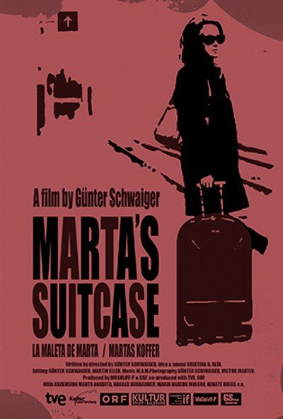 Marta S Suitcase La Locandina Del Film 293600