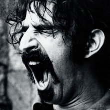 Frank Zappa, un primo piano dell'artista