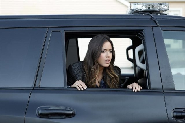 Agents Of S H I E L D Chloe Bennet Nell Episodio Repairs 293696