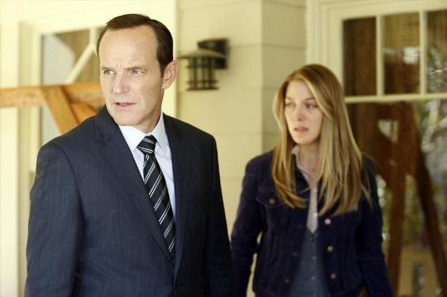 Agents Of S H I E L D Clark Gregg E Laura Seay Nell Episodio Repairs 293695