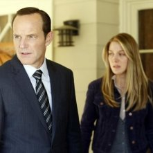 Agents of S.H.I.E.L.D.: Clark Gregg e Laura Seay nell'episodio Repairs