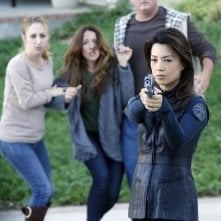 Agents of S.H.I.E.L.D.: Ming-Na nell'episodio Repairs