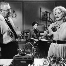 Che fine ha fatto Baby Jane? - Robert Aldrich sul set con Bette Davis e Joan Crawford