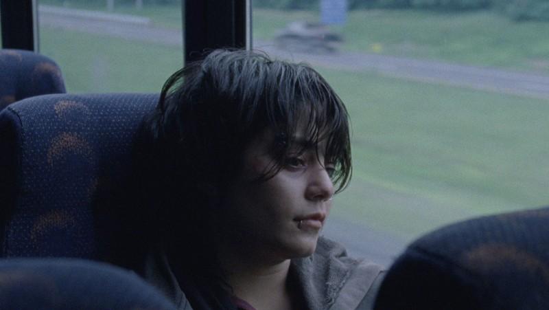 Gimme Shelter Un Irriconoscibile Vanessa Hudgens Su Un Autobus 293710