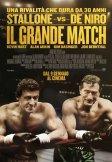Grudge Match: la nuova locandina italiana