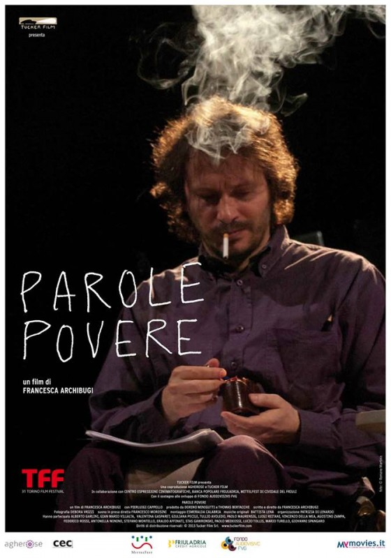 Parole Povere La Locandina Del Film 293737