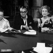 Piano piano, dolce Carlotta - Robert Aldrich legge lo script con Bette Davis e Joan Crawford