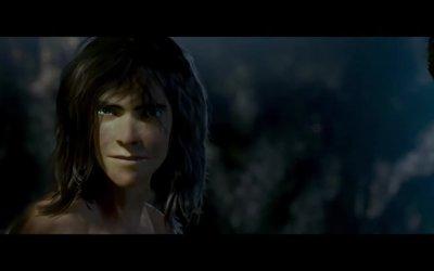 Uk Trailer - Tarzan