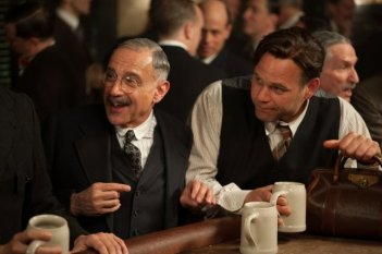 Boardwalk Empire: Anthony Laciura e Domenick Lombardozzi nell'episodio All In