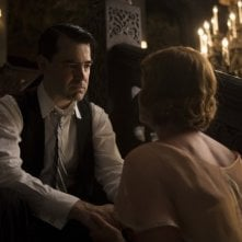 Boardwalk Empire: Gretchen Mol e Ron Livingston nell'episodio Havre De Grace