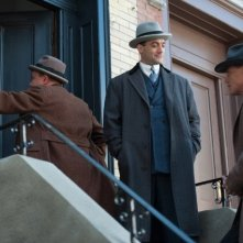 Boardwalk Empire: Stephen Graham, Michael Shannon e Morgan Spector nell'episodio All In