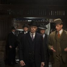 Boardwalk Empire: Steve Buscemi in una scena dell'episodio Farewell Daddy Blues