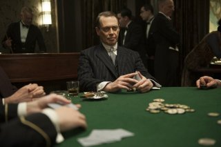 Boardwalk Empire: Steve Buscemi nell'episodio All In