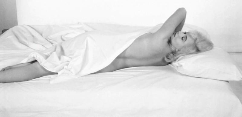 Marilyn Monroe Una Delle Sue Immagini Piu Sensuali 293831