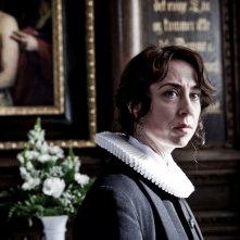 I lossens time - The Hour of the Lynx: un primo piano della protagonista Sofie Gråbøl