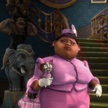 Il castello magico: una delle bizzarre protagoniste del cartoon