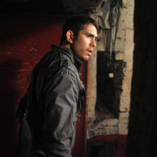 On the job: Gerald Anderson in un momento del film