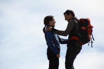 Vinodentro: Giovanna Mezzogiorno e Vincenzo Amato in una scena del film