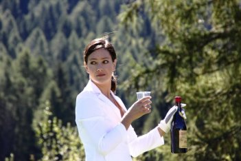Vinodentro: Giovanna Mezzogiorno in una scena del film