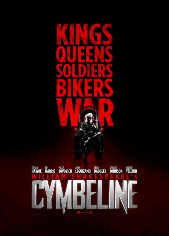 Cymbeline La Locandina Del Film 293922