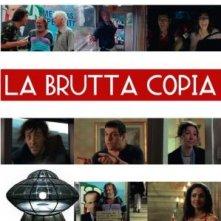 La brutta copia: la locandina del film