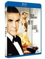 La Copertina Di Agente 007 Mai Dire Mai Blu Ray 294030