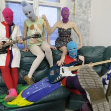 Pussy Riot: A Punk Prayer, una scena tratta dal film