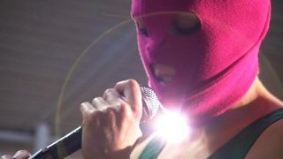 Pussy Riot: A Punk Prayer, una scena
