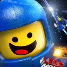 The Lego Movie: il character poster italiano di Benny