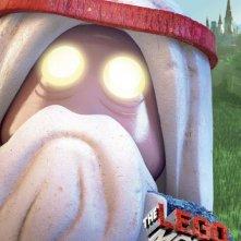 The Lego Movie: il character poster italiano di Vitruvius